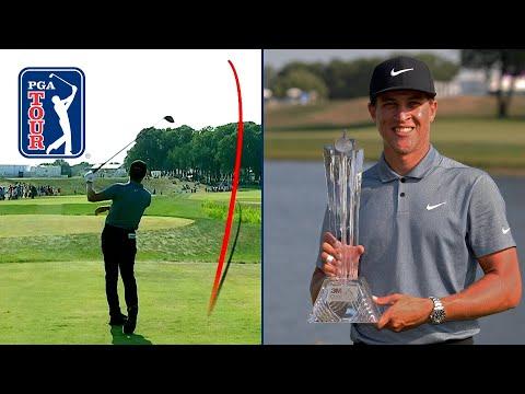 Cameron Champ avoids disaster, escapes with win at 3M