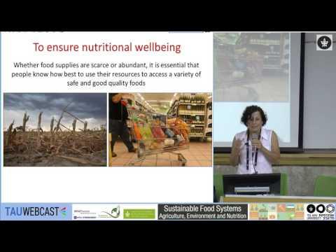 Dorit Adler, The Israel Forum for Sustainable Nutrition