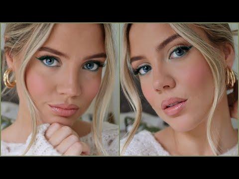Green Makeup Tutorial | Colour Series | Elanna Pecherle 2020