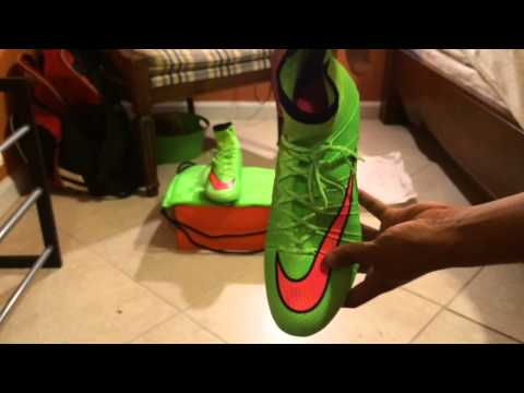 100% authentic 95d26 f0dae ... nike mercurial superfly 4 replica unboxing .