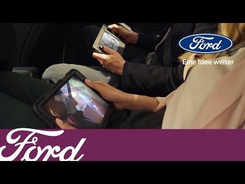So machen Sie aus Ihrem Auto einen WLAN-Hotspot | Ford Austria