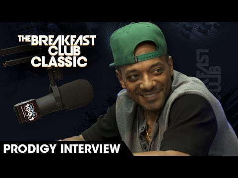 Breakfast Club Classic: Prodigy Discusses 'My Infamous Life' + His Struggle With Sickle Cell Disease
