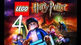 LEGO Harry Potter 5-7 years (Гарри Потер Лего) Прохождение - часть 4