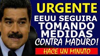 ????NOTICIAS DE VENEZUELA HOY 05 JULIO 2020, ESTADOS UNIDOS SEGUIRÁ CASTIGANDO A CÓMPLICES DE MADURO