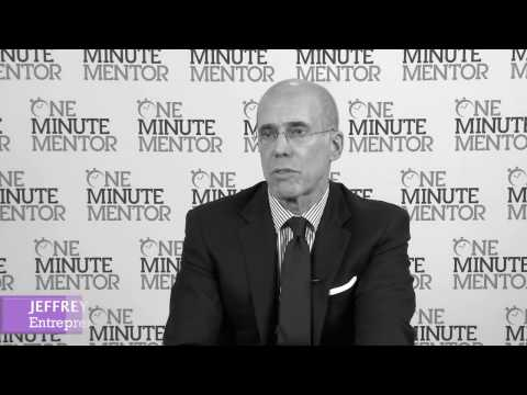 Hearst One Minute Mentor: Jeffrey Katzenberg on Success