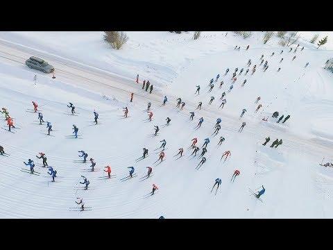 Trysil Skimaraton - Østlandets mest snøsikre turrenn?