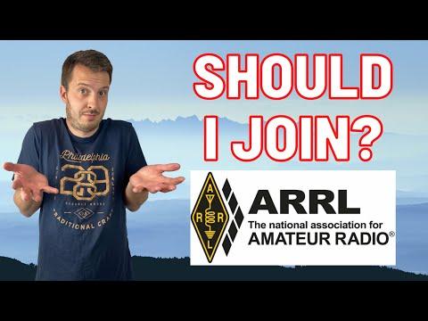 Should I Join the ARRL?