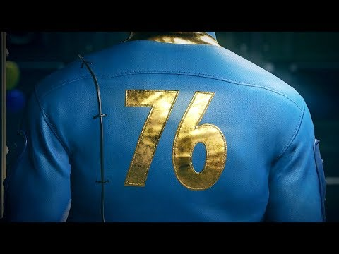 Fallout 76 - Official Announcement Teaser Trailer