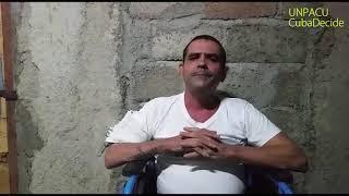 Activista de UNPACU cuenta lo ocurrido cuando pintaron su casa con chapapote