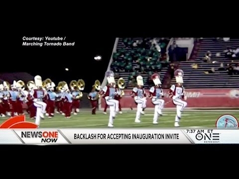 Talladega College Marching Band To Perform At Donald Trump's Inauguration