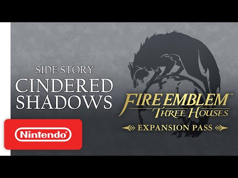Fire Emblem: Three Houses - DLC Wave 4 Trailer - Nintendo Switch