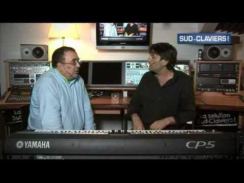 Démo du piano Yamaha CP5:(3)
