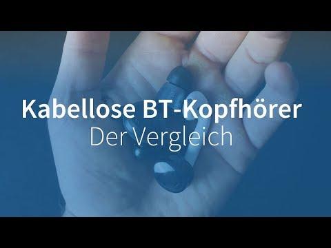 Kabellose Bluetooth-Kopfhörer für den Sport im Vergleich (Apple, Jabra und mehr)
