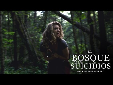 EL BOSQUE DE LOS SUICIDIOS. Camino sin retorno. En cines 26 de febrero