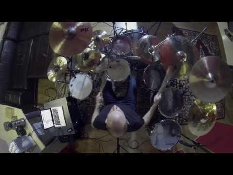Maikel Roethof Demo's SABIAN Effects Cymbals
