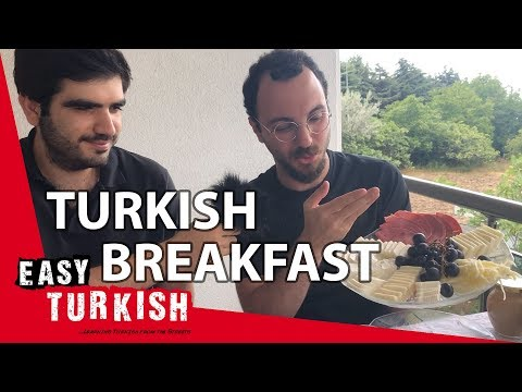 What traditional Turkish breakfast looks like | Easy Turkish 13 photo