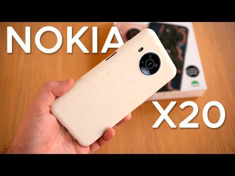 RECENSIONE NOKIA X20: un buon smartphone …
