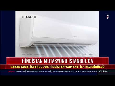 Sağlık Bakanı Fahrettin Koca açıklama yapıyor… #CANLI