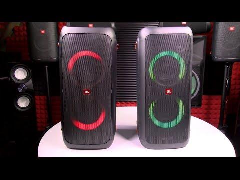 JBL PartyBox 310 vs PartyBox 300