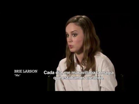 LA HABITACIÓN - Brie Larson se convierte en Ma