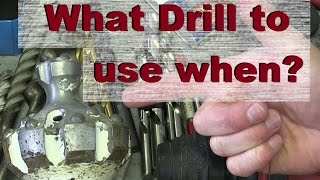 WHAT DRILL BIT IS BEST?