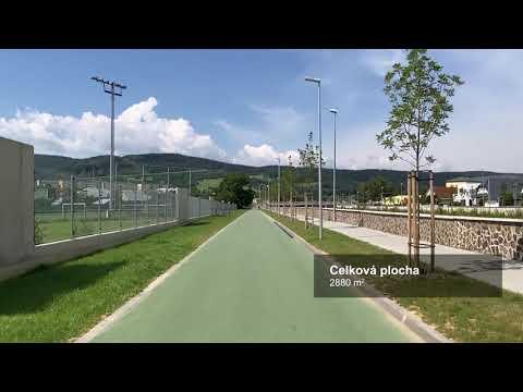 STRABAG Slovensko – Zelený cyklochodník v Bardejove