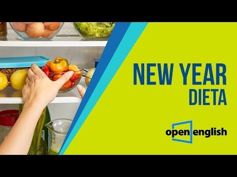 Metas de año nuevo – Hacer Dieta   Comercial Open English