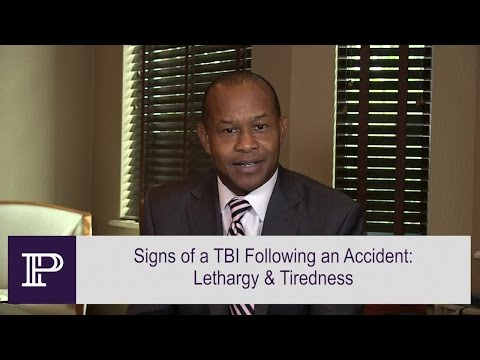 What To Do If You Suspect A Traumatic Brain Injury From An Accident – FL Injury Lawyer Paul Perkins
