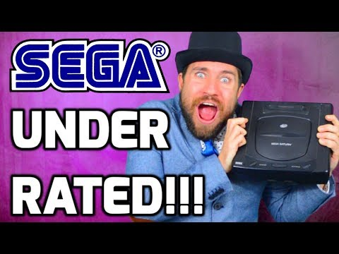 connectYoutube - Sega Saturn - Most Underrated Console Ever? - Retro Gaming THGM