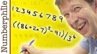 Friedman Numbers - Numberphile
