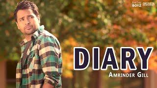 Diary   Judaa 2   Amrinder Gill   Full Music Video 2015