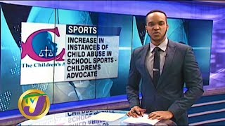 TVJ Sports News: Increase in Instances of Child Abuse in School Sports - January 20 2020