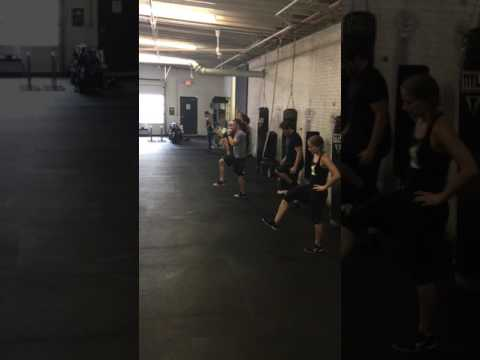 HIIT bodyweight group