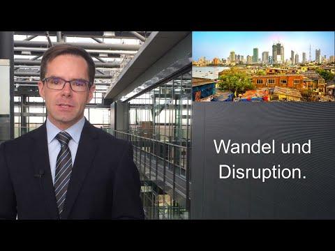 Globalisierung 3.0 - Wandel und Disruption