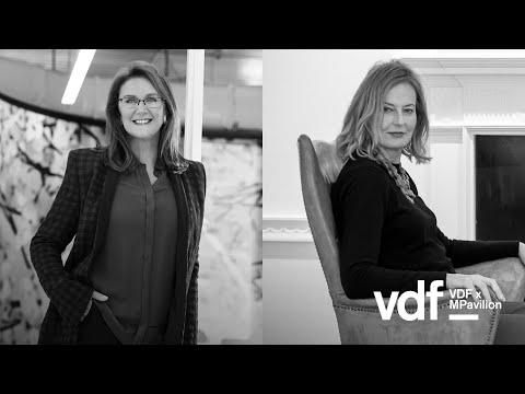 Naomi Milgrom in conversation with Julia Peyton-Jones | Virtual Design Festival x MPavilion | Dezeen