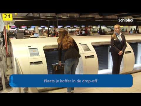 Self service bagage drop-off (2017)
