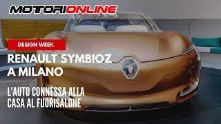Renault Symbioz | Milano Design Week 2018