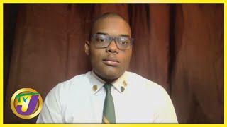 Math & Physics Whiz - Jaheim Harris | TVJ Smile Jamaica