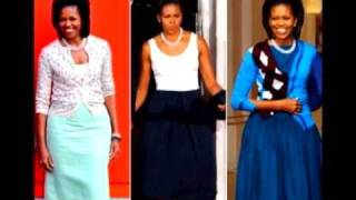 michelle obama cloth style