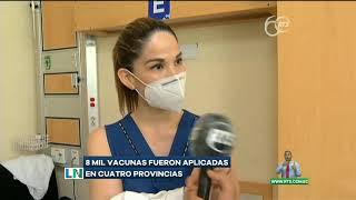 144 trabajadores de Hospital Guasmo fueron vacunados