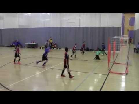 U13 White Team Accelerade vs United