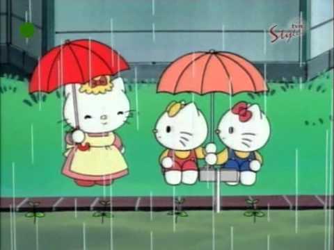 Hello Kitty - odcinek 01 A bajki - Kwitnące dzień dobry PL