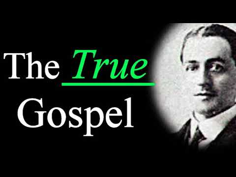 The True Gospel - A. W. Pink / Studies in the Scriptures / Christian Audio Books