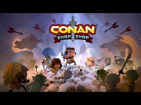Conan Chop Chop - Announcement Trailer (E3 2019)