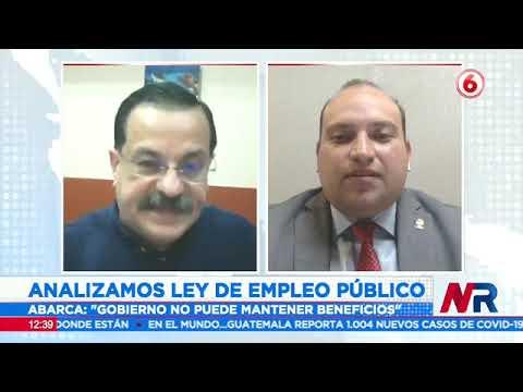 Ley de Empleo Público: ¿Qué pasará con el salario y pluses