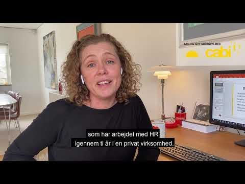 Webinar: Sygedagpengeteamets samarbejde med virksomhederne – lovgivning og gode råd