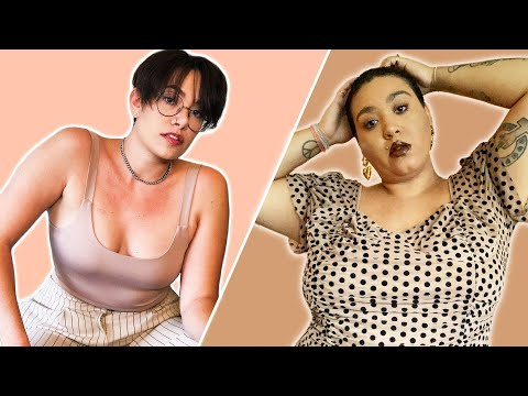 We Wore Nude Outfits For A Week