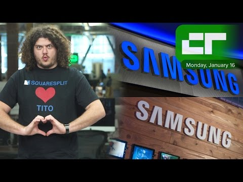 Samsung Leader Bribery Charges | Crunch Report