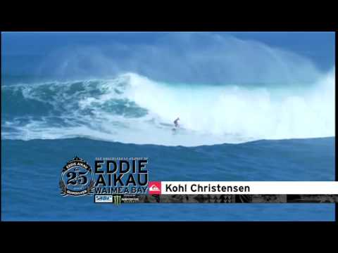 Heat 4 On Demand - of the 2009 The Quiksilver in Memory of Eddie Aikau