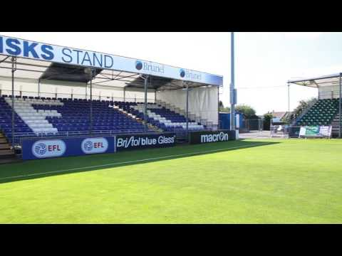 Arena Seating - Bristol Rovers Memorial Stadium